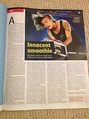 CULTURE Magazine February 2014 Matt Healy The 1975 Photo Interview