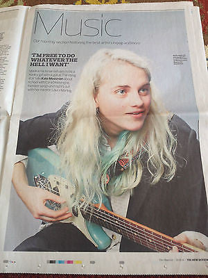 Marika Hackman PHOTO INTERVIEW JAN 2015 Luke Treadaway PJ Harvey Cornelia Parker