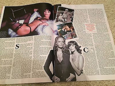 JOAN COLLINS - MEAT LOAF - William Eggleston Event UK magazine August 2016
