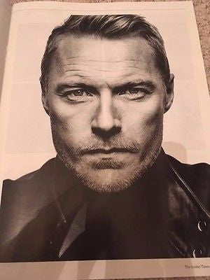 Times Magazine March 2017 Ronan Keating Photo Interview Barbara Taylor Bradford