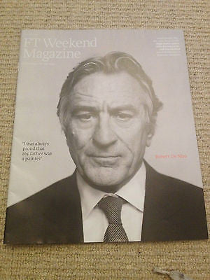 ROBERT DE NIRO PHOTO COVER INTERVIEW MAGAZINE june 2014 IMELDA MAY