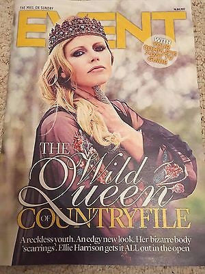 UK Event Magazine April 2017 Ellie Harrison Ray Davies Prince Martin Fry ABC