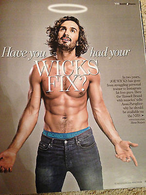 YOU MAGAZINE NOVEMBER 2015 KATIE DERHAM PHOTO INTERVIEW JOE WICKS NIGELLA LAWSON