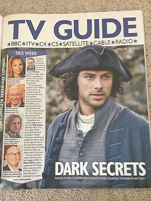 CHRISTINE BLEAKLEY Ruthie Henshall AIDAN TURNER Shirley Anne Field UK Mag 2015