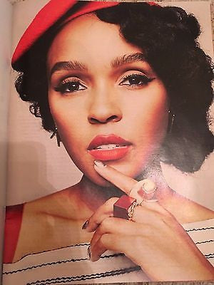 UK Observer Magazine January 2017 Janelle Monae Pablo Picasso