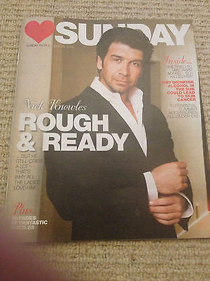 NICK KNOWLES PHOTO COVER INTERVIEW MAGAZINE june 2014