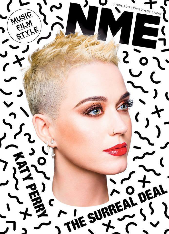 NME - Katy Perry Cover And Interviews - One Day Publication Only