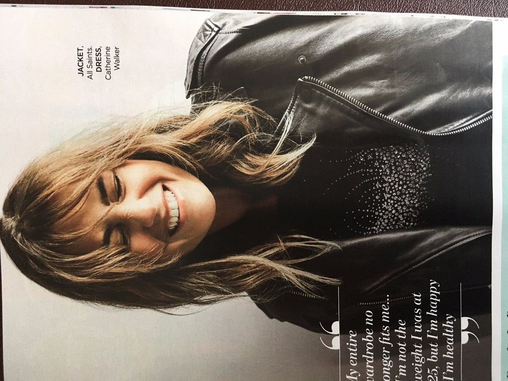 Yasmin Le Bon You Magazine 22/10/16 Interview Cover Clippings Duran Duran