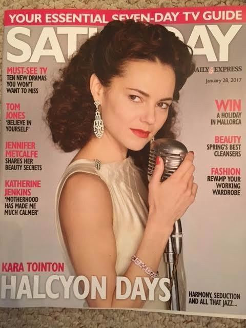SATURDAY Magazine 01/2017 KARA TOINTON Tom Jones LUCY FALLON Lucinda Dryzek
