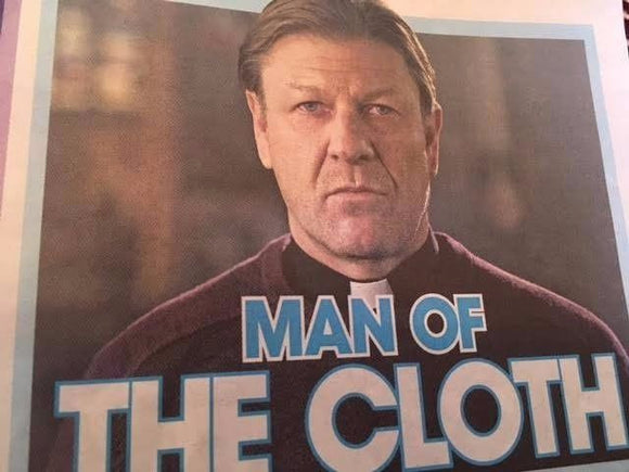 UK Big TV Magazine May 20 2017 Ryan Hawley Emmerdale Sean Bean Martin Shaw