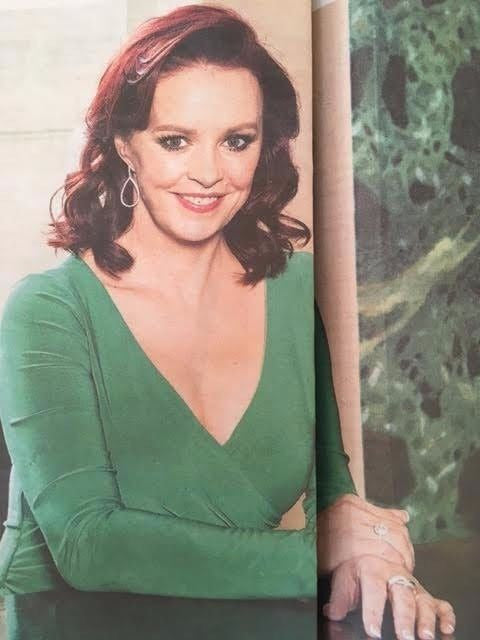 SHEENA EASTON Photo Interview UK Times 2 Arts March 2017