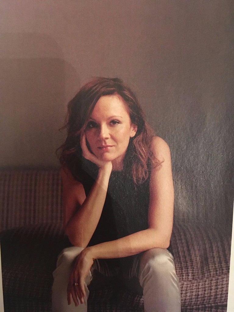 FT Weekend Magazine April 2017 Rachael Stirling Photo Interview