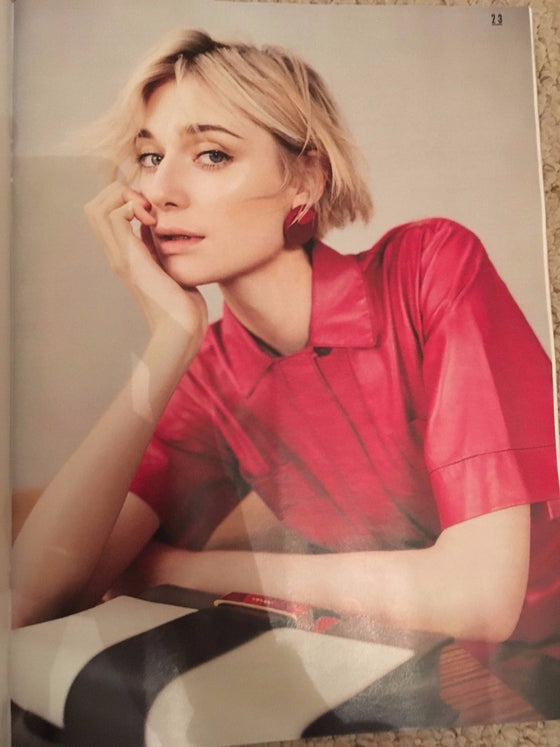 Style Magazine April 2017 Elizabeth Debicki The Night Manager Gianluca Vacchi