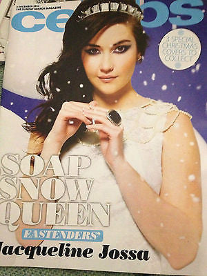 New Celebs Magazine JACQUELINE JOSSA cover kerry katona JLS CLIFF RICHARD
