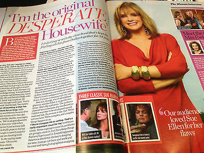 WOMAN MAGAZINE LINDA GRAY SUE ELLEN NIGELLA LAWSON PAUL HOLLYWOOD