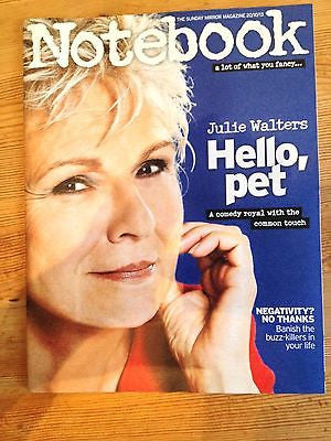 JULIE WALTERS interview ANTHONY HEAD UK 1 DAY ISSUE BRAND NEW HARRISON FORD