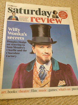 DOUGLAS HODGE Jimmy Connors Jeremy Deller Mark Gatiss TIMES REVIEW MAY 25 2013