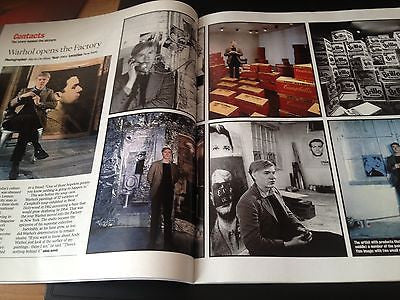 CHARLENE OF MONACO STUNNING PHOTO COVER INTERVIEW TIMES MAGAZINE ANDY WARHOL