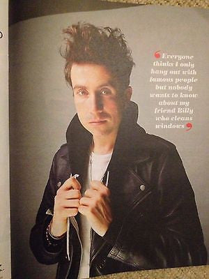 NICK GRIMSHAW UKmag 2013 CHRIS PINE STAR TREK PAUL McCARTNEY SPICE GIRLS BUNTON