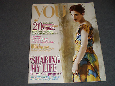 New You Magazine: EMILIA FOX LIVIA FIRTH JASON STATHAM Mark Ruffalo