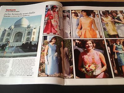 GEORGIA MAY JAGGER UK mag 2013 Jackie Kennedy Onassis Ashley Walters
