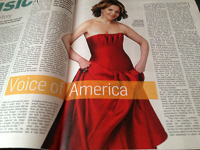 NEW CULTURE Magazine RENEE FLEMING THOM YORKE KENNETH BRANAGH RICHARD RODGERS