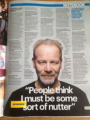 PETER MULLAN interview NIRVANA KURT COBAIN UK 1 DAY ISSUE USAIN BOLT HAWKIN