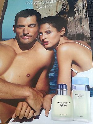 LIBERTY ROSS CAMP 1996 Calvin Klein model UK magazine 1DAY 2013 david gandy