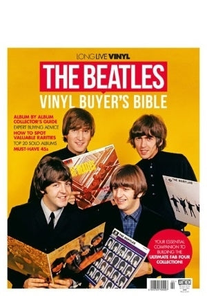 The Beatles Vinyl Buyer's Bible Magazine 2019