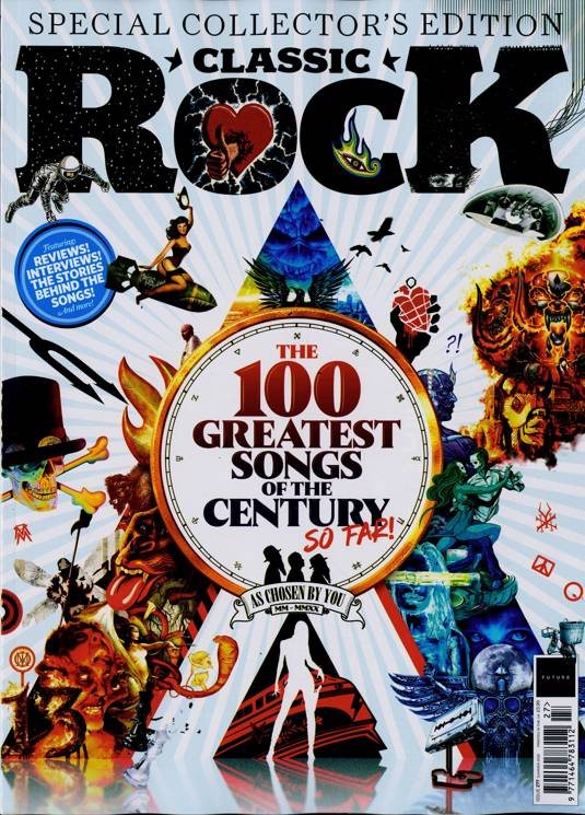 CLASSIC ROCK Magazine Summer 2020: RUSH Ghost FOO FIGHTERS AC/DC Iron Maiden
