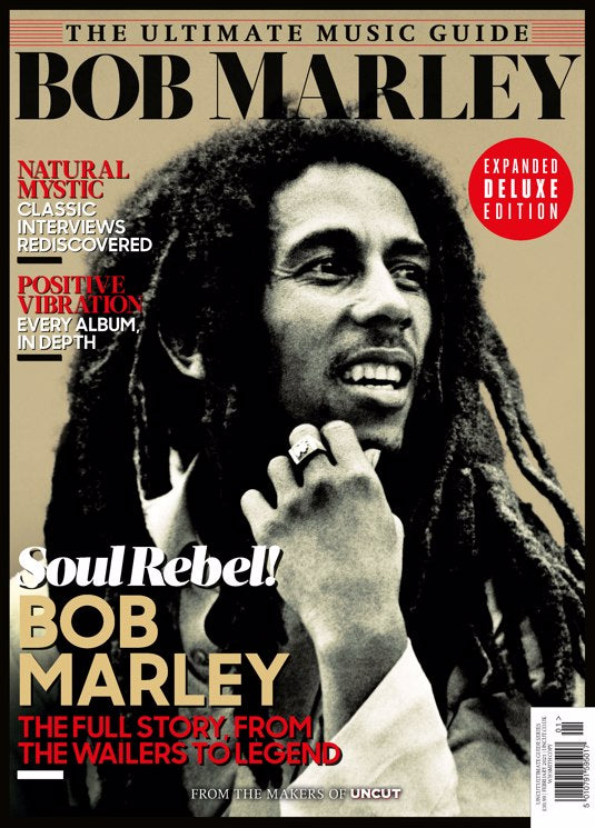 BOB MARLEY The Uncut Ultimate Music Guide Magazine February 2021