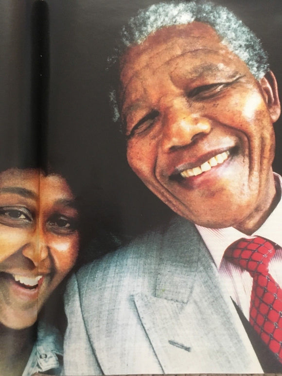 UK Times Magazine July 2018: NELSON MANDELA - THE UNSEEN LETTERS - ANNE TYLER