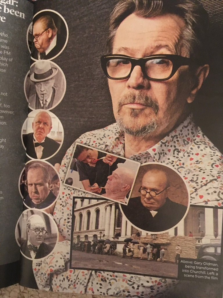 UK Event Magazine December 31 2017 Gary Oldman Eric Clapton Kevin Costner