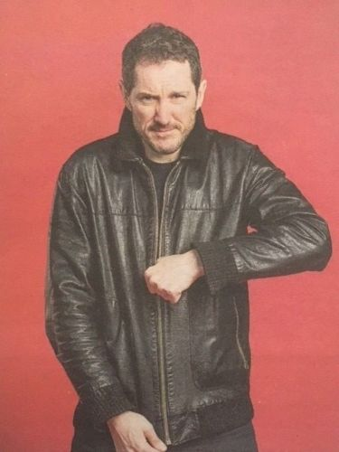 UK OBSERVER MAR 2018: CIARAN HINDS Bertie Carvel KYLIE MINOGUE John McCrea