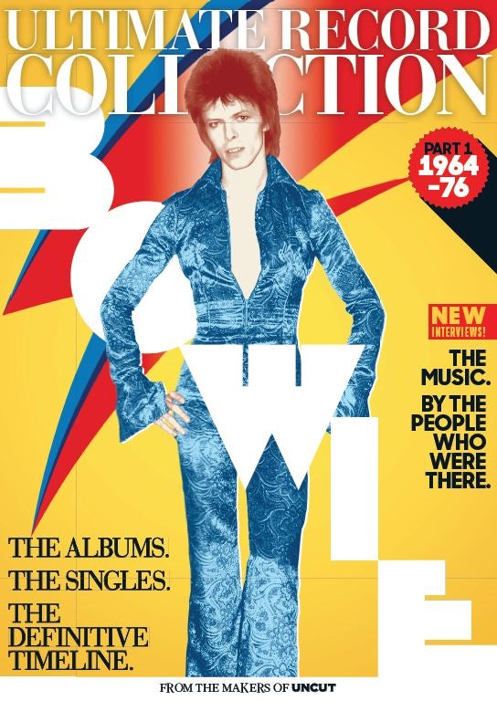 Ultimate Record Collection: David Bowie, Part I