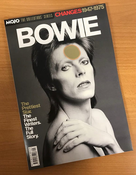 MOJO COLLECTORS SERIES: CHANGES 1947-1975 DAVID BOWIE