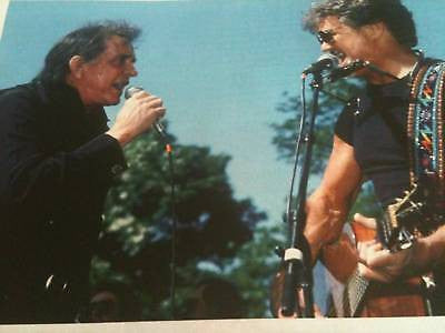 ** NEW UK !! KRIS KRISTOFFERSON inter/w JOHNNY CASH ***