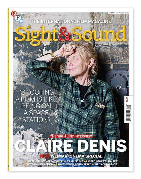 Sight & Sound: the June 2019: HIGH LIFE - Claire Denis - Robert Pattinson