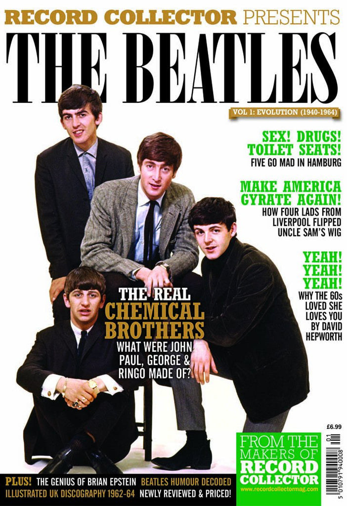 Record Collector presents The Beatles – Vol.1: Evolution.