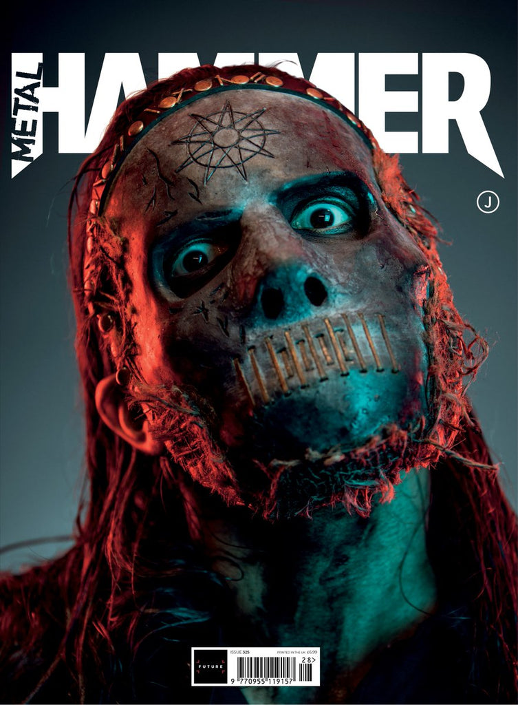 METAL HAMMER #325 Summer 2019 SLIPKNOT Special Issue (1 of 9 covers) + CD + A4 Poster