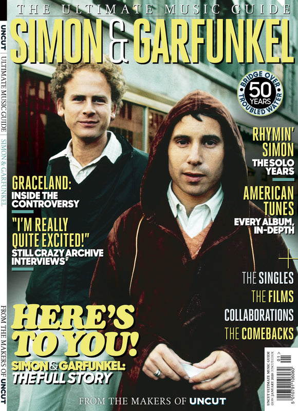 UNCUT ULTIMATE MUSIC GUIDE magazine 2020 - PAUL SIMON & ART GARFUNKEL