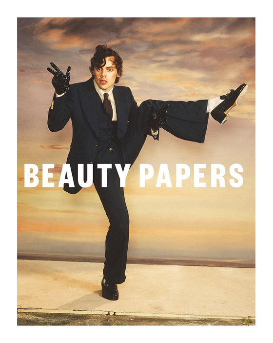 Beauty Papers Magazine Issue 8 Harry Styles Cover #2