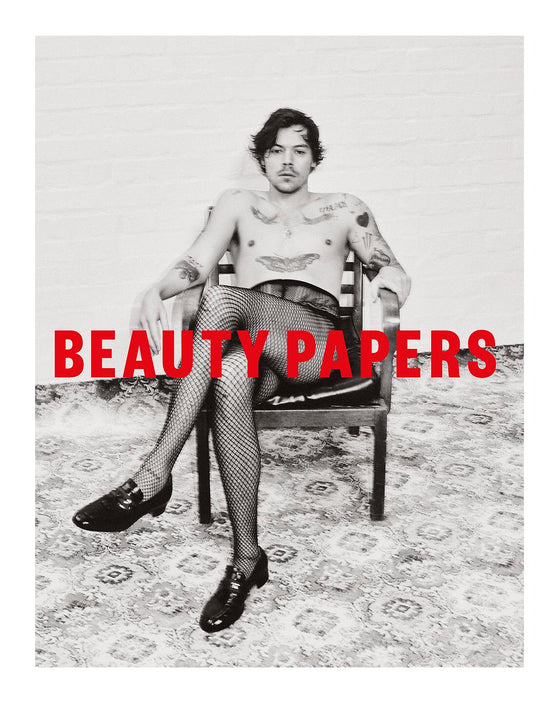 Beauty Papers Magazine Issue 8 Harry Styles Cover #1