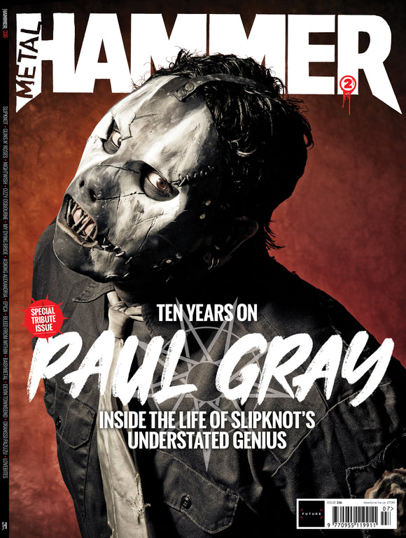 Metal Hammer Magazine July 2020: Paul Gray (Slipknot) Remembered