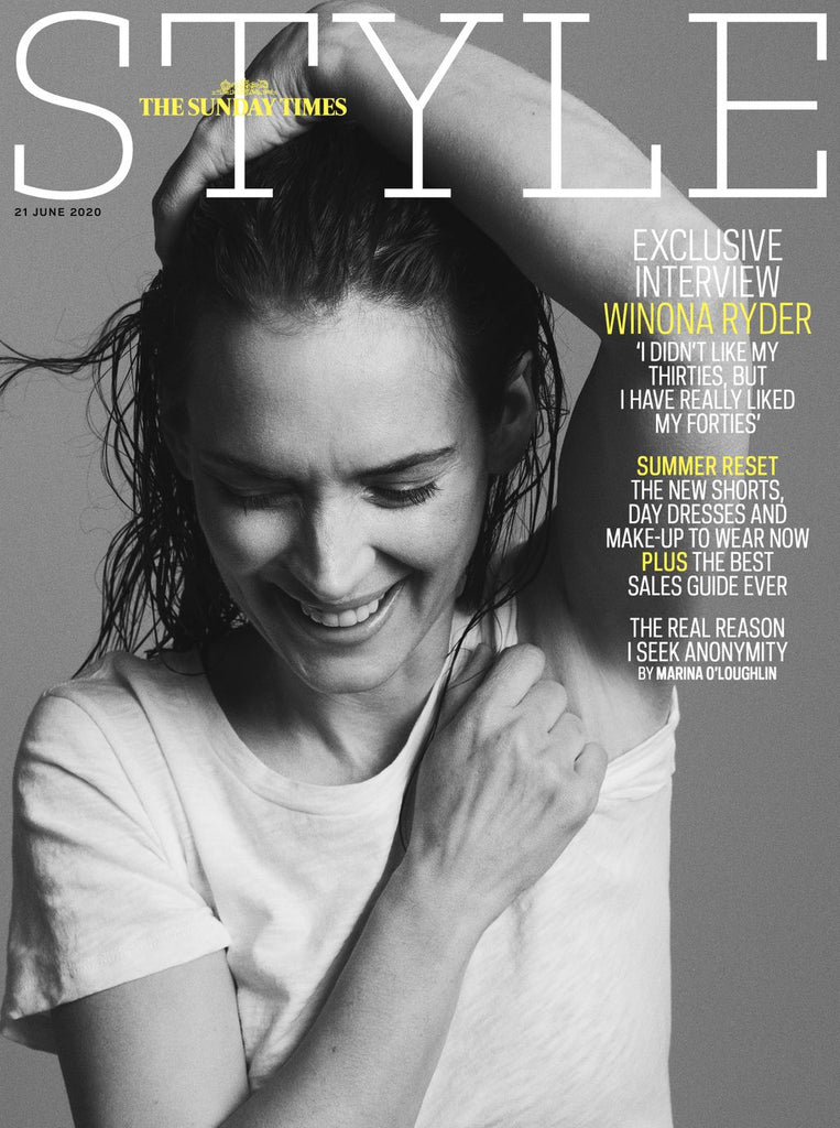 UK STYLE Magazine June 2020: WINONA RYDER COVER FEATURE Stranger Things