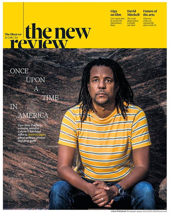 Observer New Review June 2020: BOB DYLAN Nadine Shah COLSON WHITEHEAD