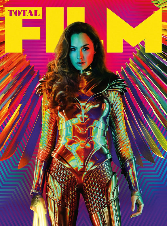 Total Film Magazine July 2020 Gal Gadot Wonder Woman 1984 Exclusive Subscribers Cover