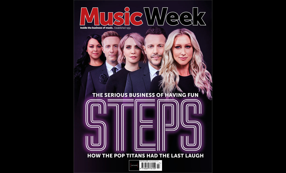 UK Music Week Magazine November 2020: Steps Exclusive