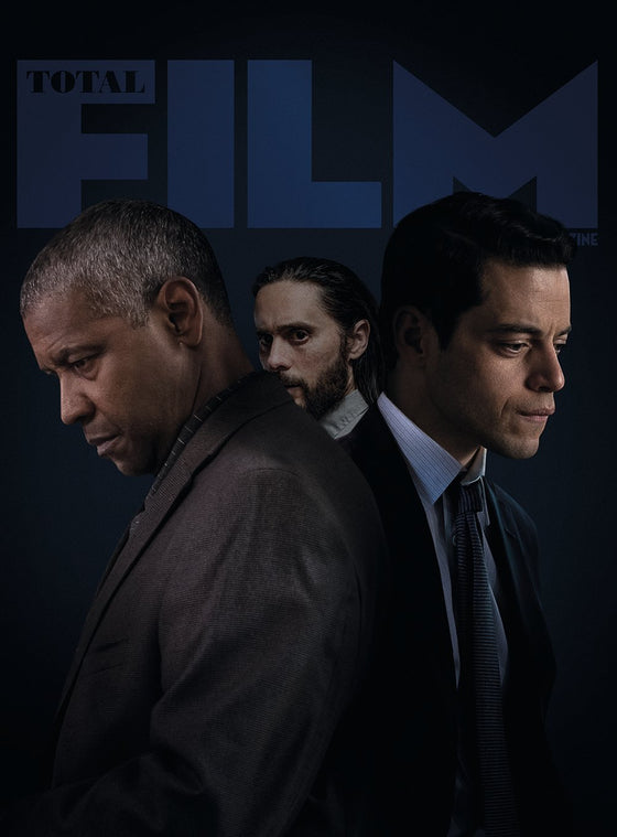 Total Film Magazine February 2021 Subscribers Cover Rami Malek Jared Leto