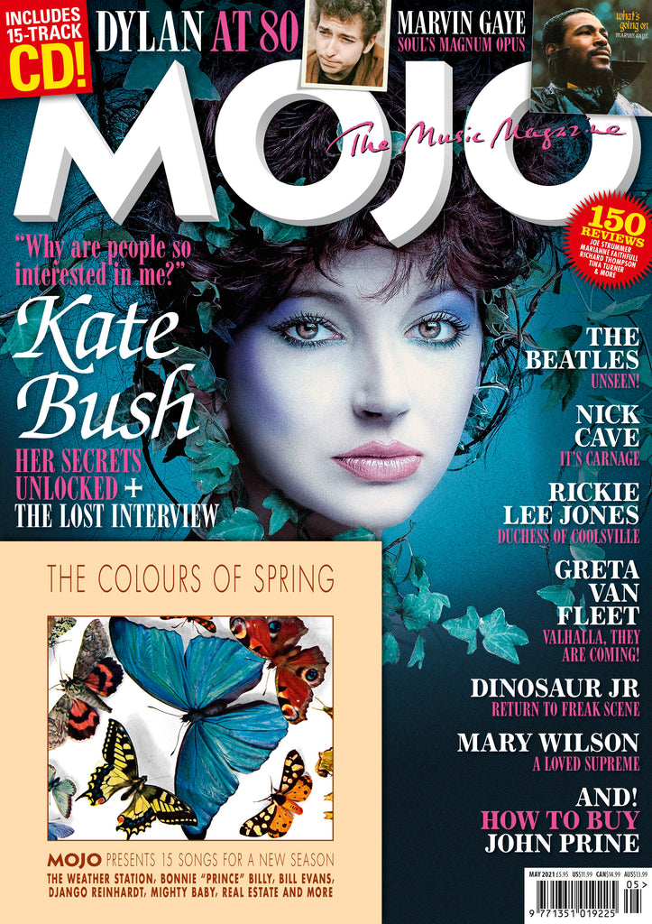 MOJO Magazine #330 – May 2021: Kate Bush Greta Van Fleet The Beatles Nick Cave